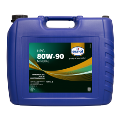 HPG 80W-90 GL5 20 liter