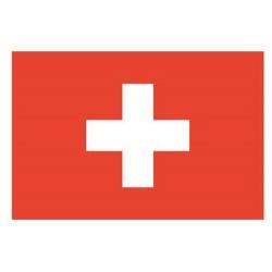 Vlag Zwitserland 40 x 60cm