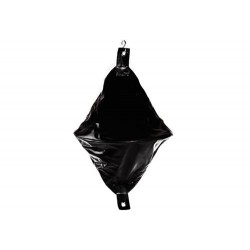 Seinruit zwart pvc 50 x 80