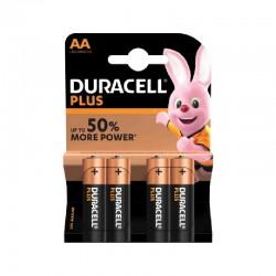 AA Duracell batterijen