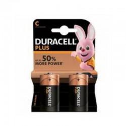 C Duracell batterijen