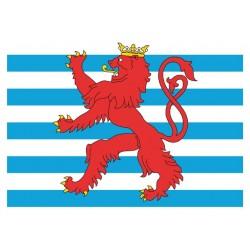 Luxemburg scheepvaart vlag