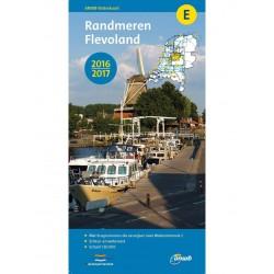 ANWB-kaart E Randmeren
