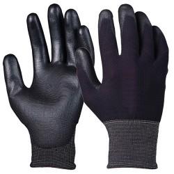Nylon handschoen PU Gecoat