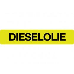 Dieselolie