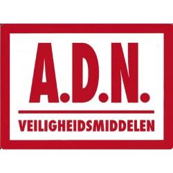 A.D.N. Sticker