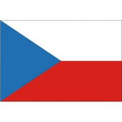 Tsjechiē vlag