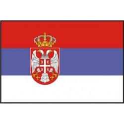 Servië vlag