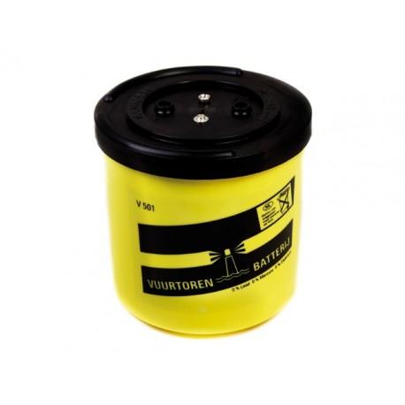 Vuurtoren reserve batterij
