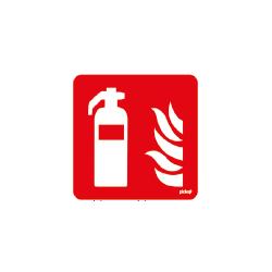 plaats brandblusser