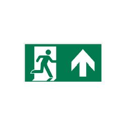 Vluchtweg midden