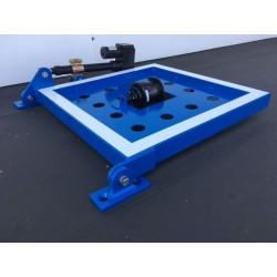 Blauw Bord 60 x 60 cm