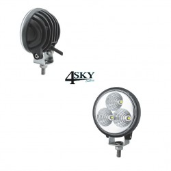 Led lamp sk 9 verstraler