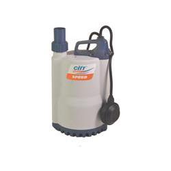 INOX speed dompelpomp met vlotter 125 MA