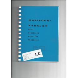 Marifoon kanalen boek