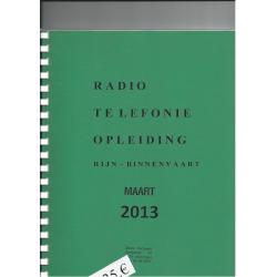 Radio telefonie handboek