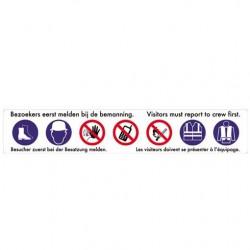 Verzamelbord 7 symbolen