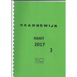 Vaarbewijs 1,2 en 3
