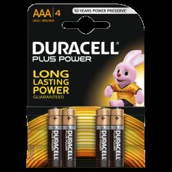 AAA Duracell Batterien