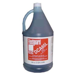 Fleetguard coolant DCA 65L 1/2 LTR.