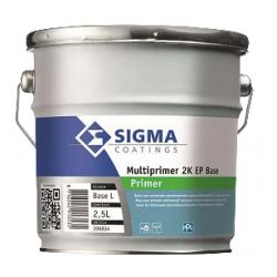 Sigma multiprimer 2K epoxy zwart 2,5L