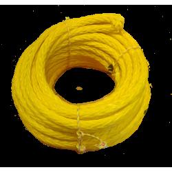 Touw FD super 12 geel