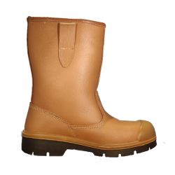 DICKIES STIEFEL RIGGER STIEFEL MIT STAHLKAPPE