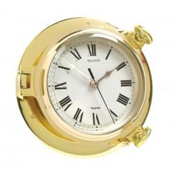 Bullauge Uhr Saloon ø 23 cm