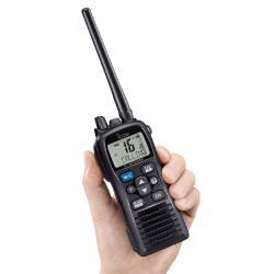 Handmarifoon IC-M37E