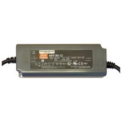 LED driver NPF-90-12 max 90W 12-240V