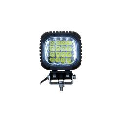 LED werklamp vierkant 48 watt CREE verstraler