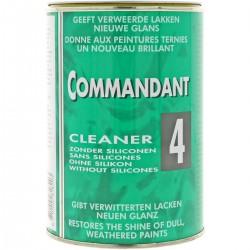 Commandant cleaner NO.4