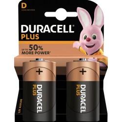 D Duracell batterijen